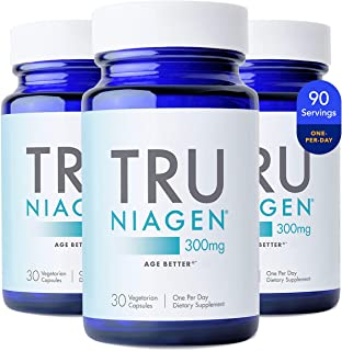 Patented NAD+ Booster Supplement More Efficient Than NMN - Nicotinamide Riboside for Cellular Energy Metabolism & Repair. ...