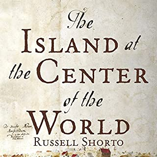 The Island at the Center of the World cover art