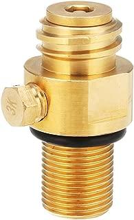 OKIl M181.5 Thread Replacement Valve CO2 Tank Brass Pin Valve For Soda Stream