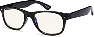 Blue Light Blocking Glasses Anti Eye Strain 0.00