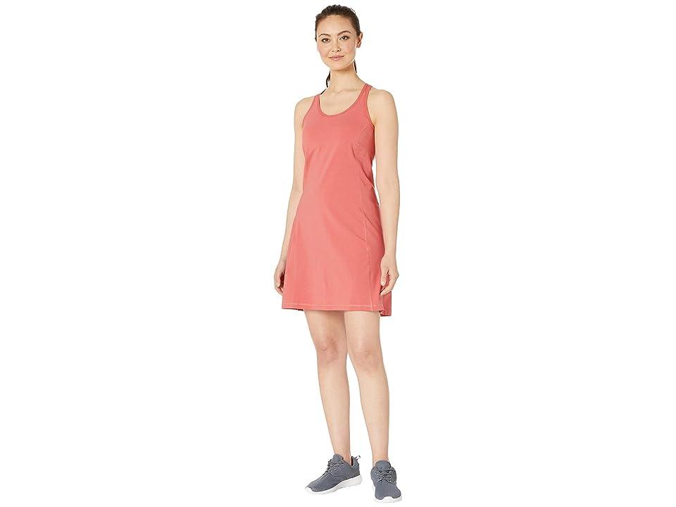 Fjallraven High Coast Strap Dress (Dahlia) Women