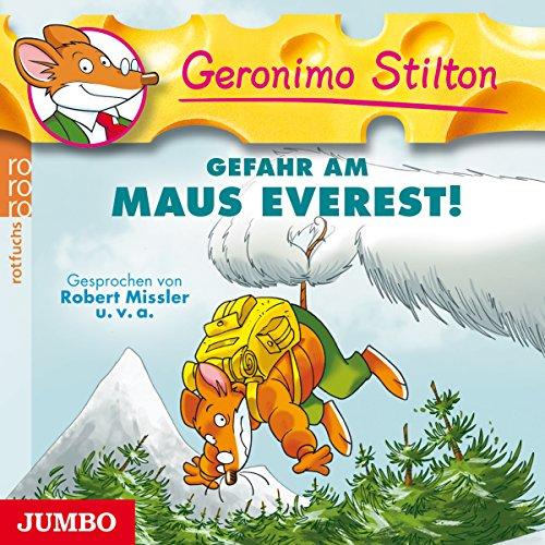 Gefahr am Maus Everest! (Geronimo Stilton 15) Titelbild