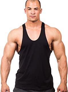 Iwearit Athletic-Cut Muscle Workout Tank Top