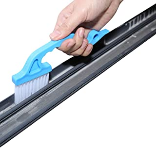 fast-shop 3PCS Multipurpose Window Groove Gap Track Cleaning Brushes Household Keyboard Home Kitchen Brush Cleaning Tools Practical and Useful