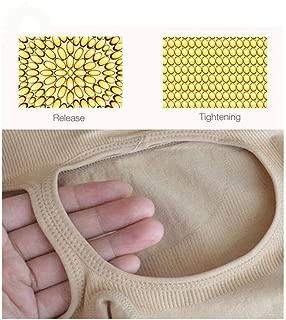 Lace Waist Trainer Body Shaper Hollow Out Tummy High Waist Butt Lifter Women Firm Shorts Shapewear Plus Size XXXXL XXL Znynig (Color : Skin, Size : 4XL)