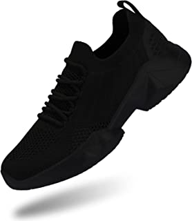 Women Walking Shoes Breathable Running Shoes for Women...