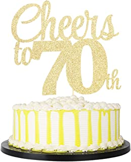 Best cake topper 70 Reviews