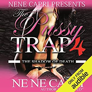 The Pussy Trap 4 audiobook cover art