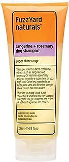 FuzzYard Super Shine Tangerine & Rosemary Dog Shampoo