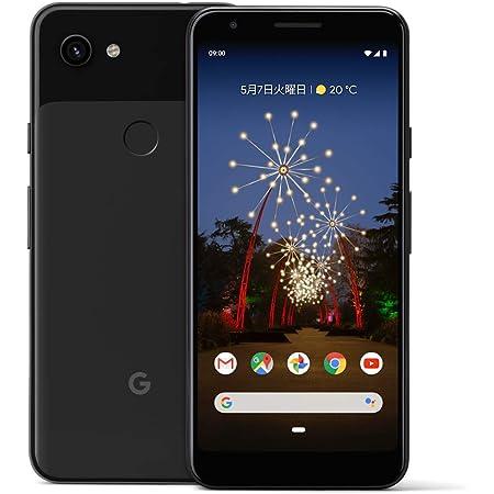 SoftBank Google Pixel 3a Just Black 白ロム
