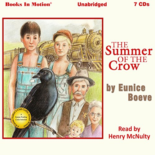 The Summer of the Crow audiobook cover art