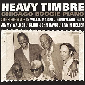 Heavy Timbre Chicago Boogie Piano