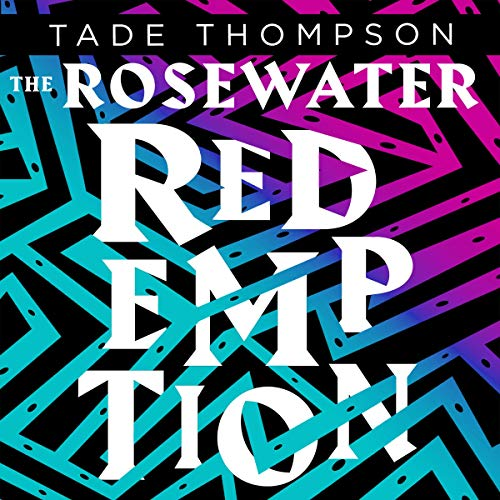 The Rosewater Redemption cover art