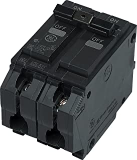 General Electric THQL21125 Circuit Breaker, 2-Pole 125-Amp Thick Series