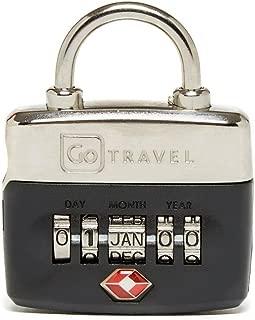 Go-Travel Birthday Luggage Locks, Assorted, 355