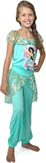 Disney Princess Jasmine Girls Fantasy Pajamas (Little Kid/Big Kid)