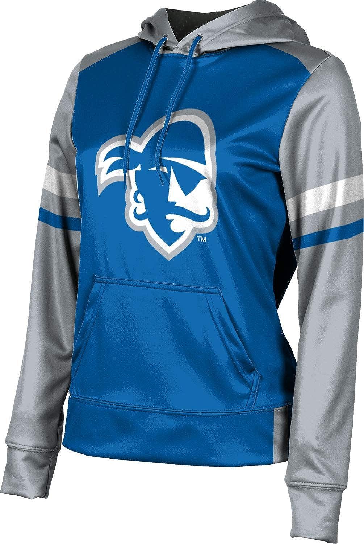 ProSphere Seton Hall University Girls' Pullover Hoodie, School Spirit Sweatshirt (Old School)