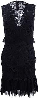 BARDOT Casual A Line Dress For Women - BLACK M (9351221192861)
