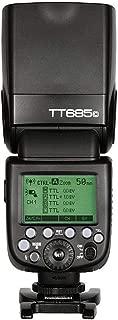 Godox TT685 HSS-TTL Tepe Flaşı - Canon Uyumlu