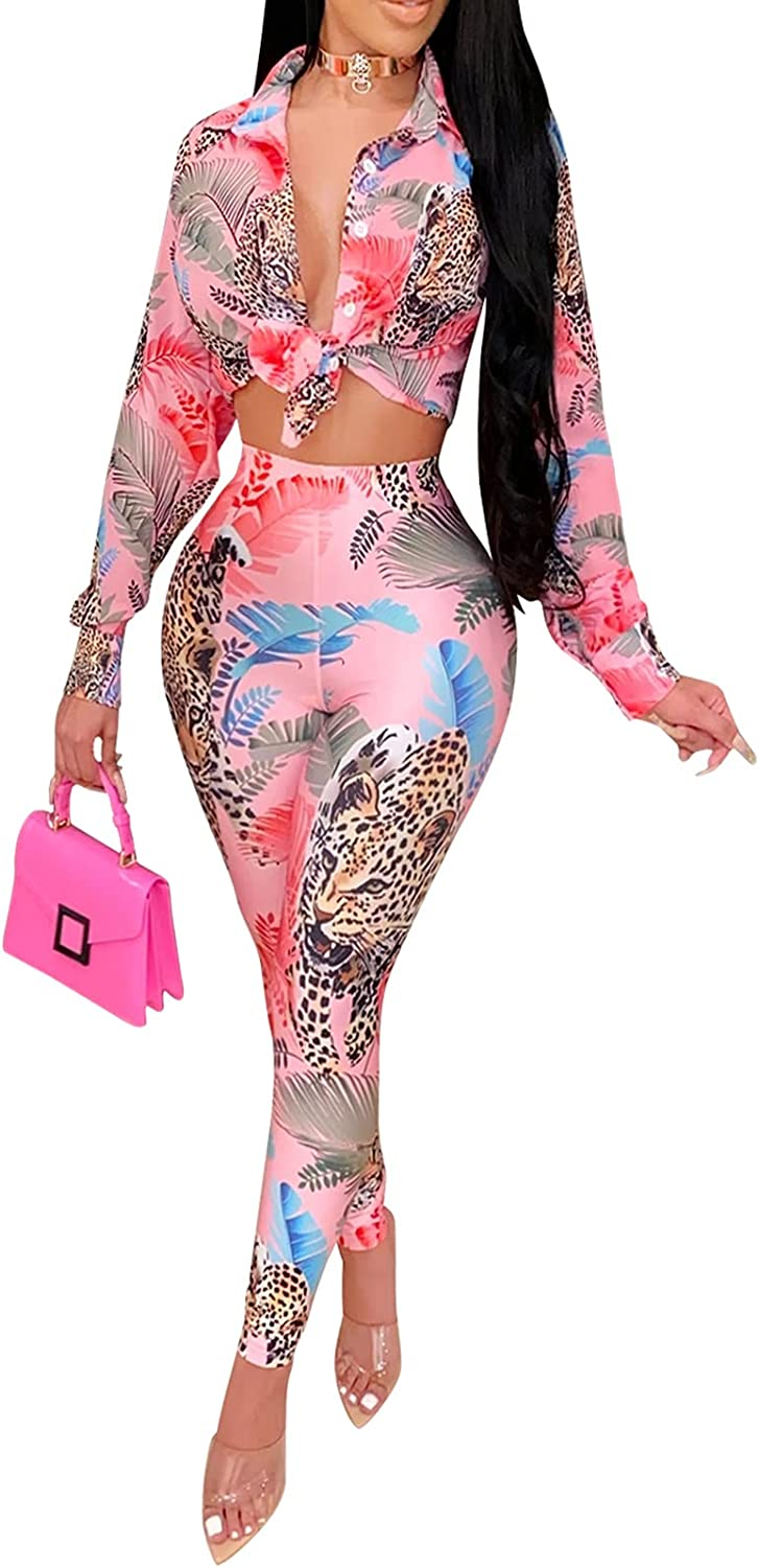 2021 new Komduls Sexy 2 Piece Outfits for Crop Women- Max 61% OFF Long Shirt T Sleeve