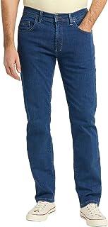 Pioneer Men's Rando Megaflex Straight Jeans