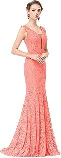 Best peach long dress Reviews