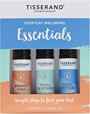 Tisserand Aromatherapy - Everyday Wellbeing Essentials Collection