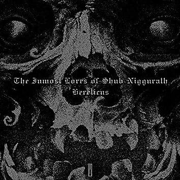 The Inmost Lores of Shub-Niggurath