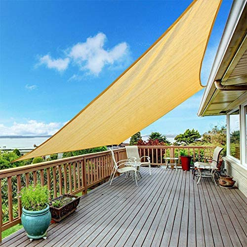 Shade Beyond 12 x12 Sun Sail Shade UV Block Sunshade Sail for Patio Backyard Yard Sand product image