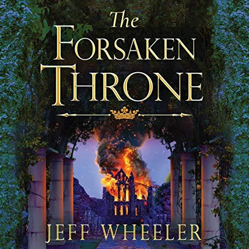 The Forsaken Throne cover art