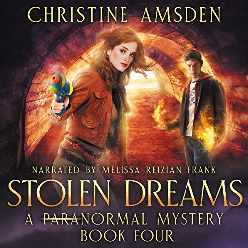Stolen Dreams     A Cassie Scot Novel, Book 4              By:                                                                                                                                 Christine Amsden                               Narrated by:                                                                                                                                 Melissa Reizian Frank                      Length: 8 hrs and 52 mins     27 ratings     Overall 4.4