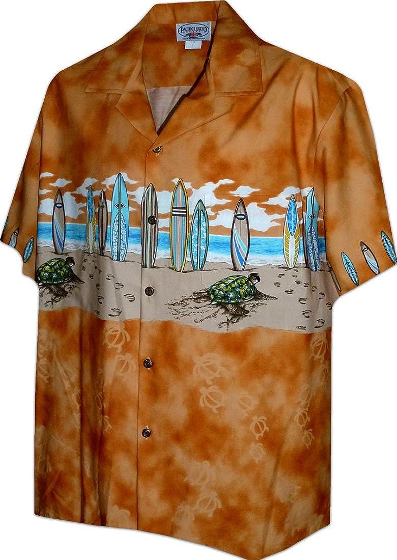 Boys Hawaiian Shirt Turtle Beach