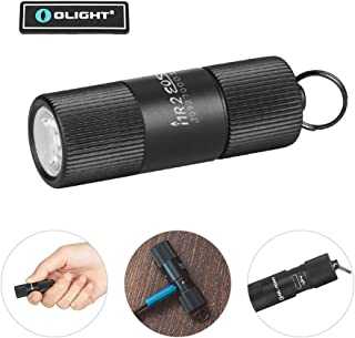 Olight I1R 2 Eos 150 Lumens Tiny Rechargeable Keychain Light with Built-in Battery