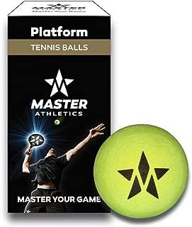 Master Athletics Platform Tennis Balls (Box of 2)