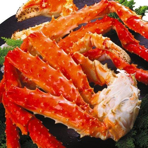 訳あり OWARI タラバガニ ボイル 本タラバ蟹足 冷凍 約1.5kg(2肩)