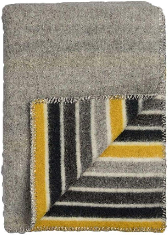 RGolds Tweed - Konfetti Decke - grau grau - Anderssen & Voll