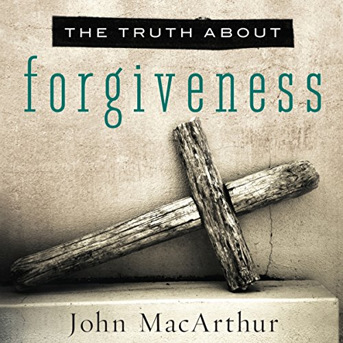 The Truth About Forgiveness audiobook cover art