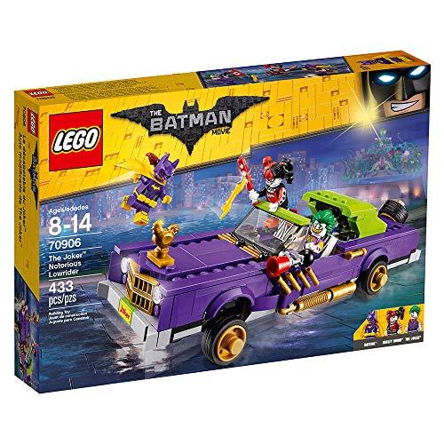 Batman Lego The Movie The Joker Notorious Lowrider Building Set 70906