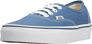 Vans Authentic Mens Sneakers Blue