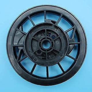 Haoyueda Refoil Starter Pulley compatible con Honda GX120 GX160 GX200 5.5HP 6.5HP 168F GX 160 Motor de gasolina Motor Strimmer Reemplazo del generador
