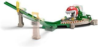 Hot Wheels Hw Mario Kart Piranha Set