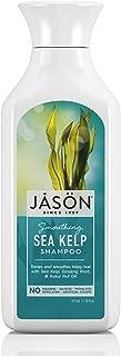 JASON Smoothing Sea Kelp Shampoo, 16 Ounce Bottle