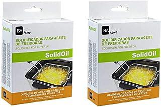 ReleMat SpareHome© - Solidifiant pour huile de friteuse ou de friture