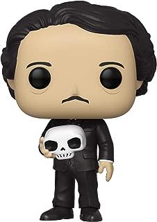 Funko Pop! Icons: Edgar Allan Poe w/ Skull