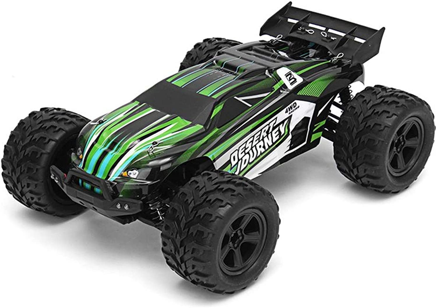 LSQR RC Car 2.4G 1 12 Scale 4WD High Speed 40Km H Cross Country Semi Truck Models Toys