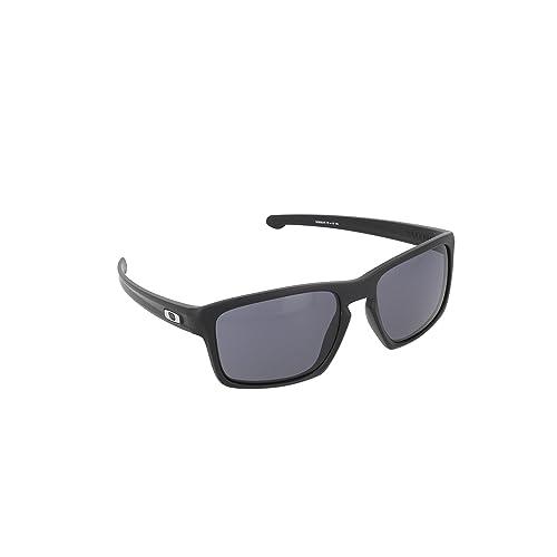 05ab6bafeb Oakley Mens Sliver Metals OO9262 Sunglasses