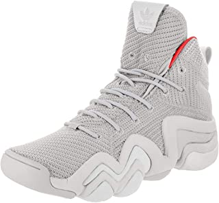 adidas crazy 8 grey white