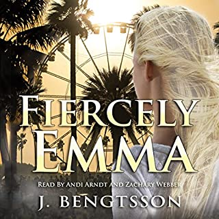Fiercely Emma     Cake Series, Book Three              Auteur(s):                                                                                                                                 J. Bengtsson                               Narrateur(s):                                                                                                                                 Andi Arndt,                                                                                        Zachary Webber                      Durée: 10 h et 34 min     5 évaluations     Au global 4,6