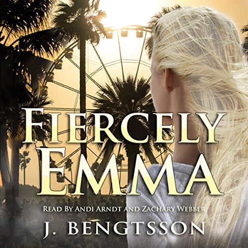Fiercely Emma  cover art