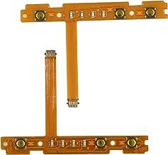 Mcbazel Replacement SL SR Left Right Sync Button Ribbon Flex Cable Set for Nintendo Switch NS Joy-Con Controller Repair Sp...